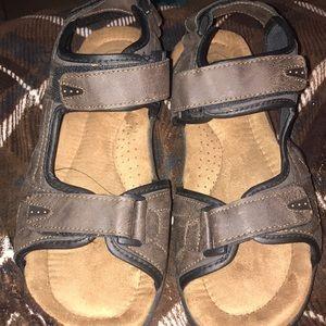 Croft and barrow men's sandals
